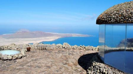 Mirador del Rio - Panorami a Lanzarote
